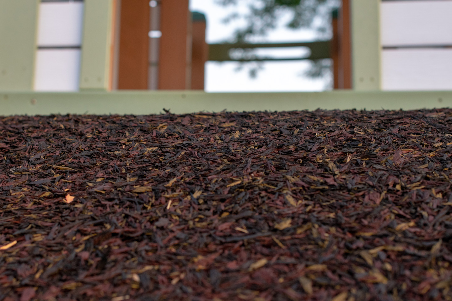 Florida Safety Surfacing-Bonded Rubber Mulch